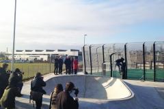 Skatepark Neue Bahnstadt Opladen Leverkusen maierlandschaftsarchitektur 3