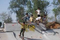 Skatepark Indien Panna