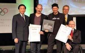 IOC/IAKS Award IOC/IPC/IAKS 2011