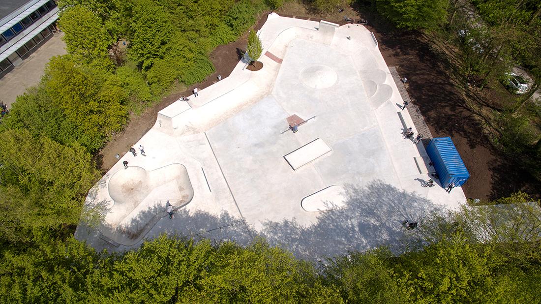 Skatepark Mülheim 01