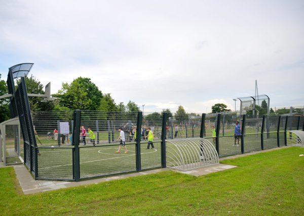 Maier Landschaftsarchitektur Bild Werkschau Sport, Schule und Freizeit