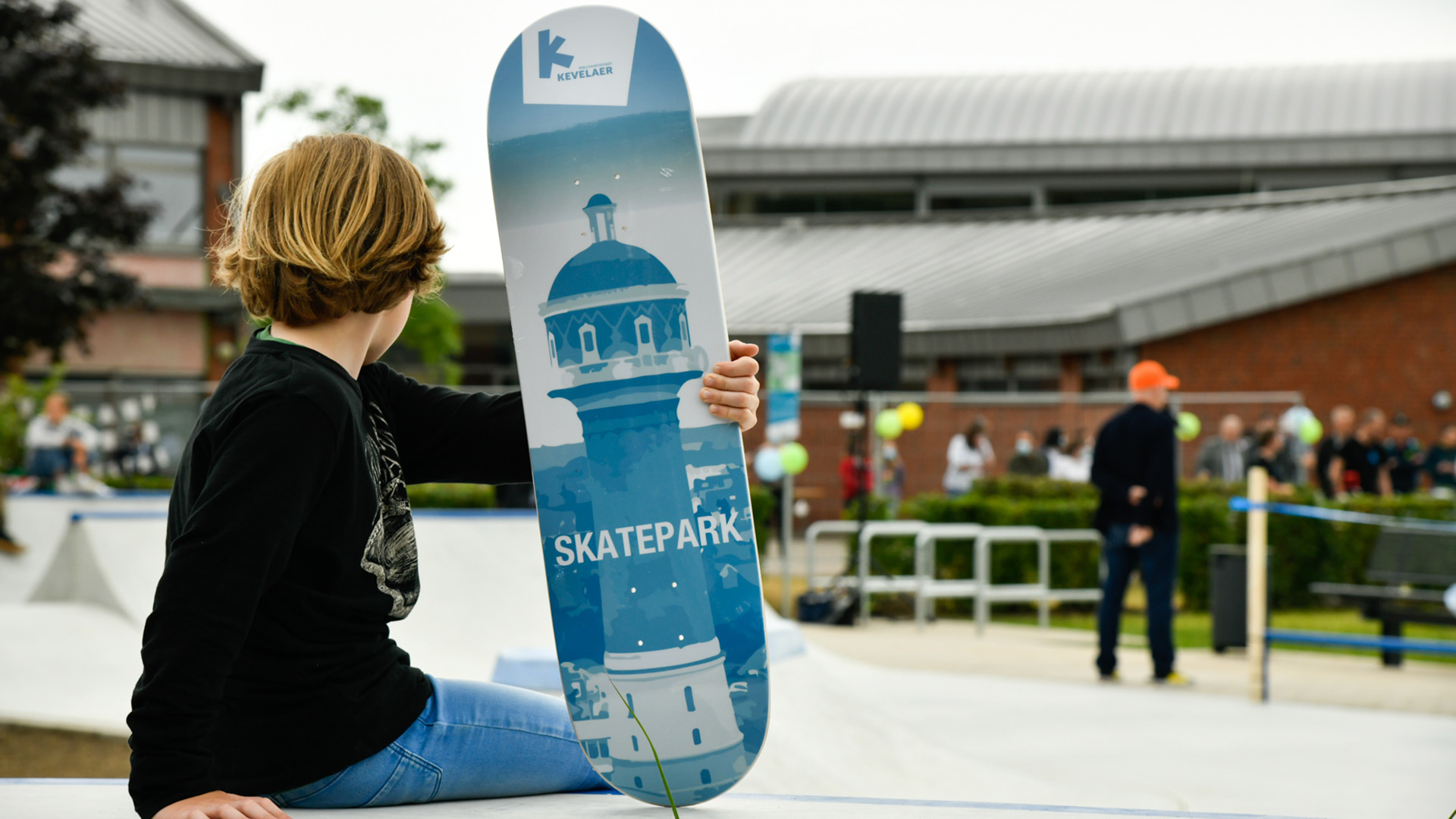 Kevelaer Skatepark Eröffnung 210623