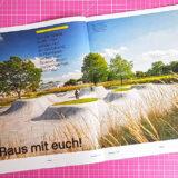 Veroeffentlichung Bauwelt 15.2021 Augsburg Reesekaserne Westpark