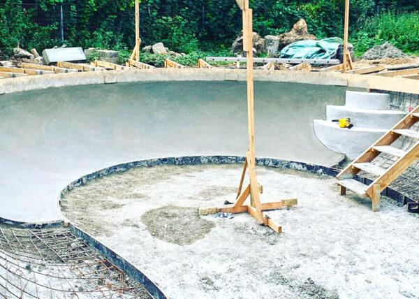 Bonn SuBCulture Bowls Baufortschritt 210910